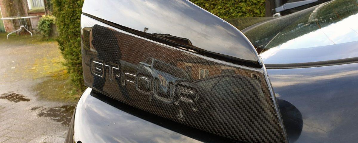 Carbon fiber riser blocks with GT-FOU