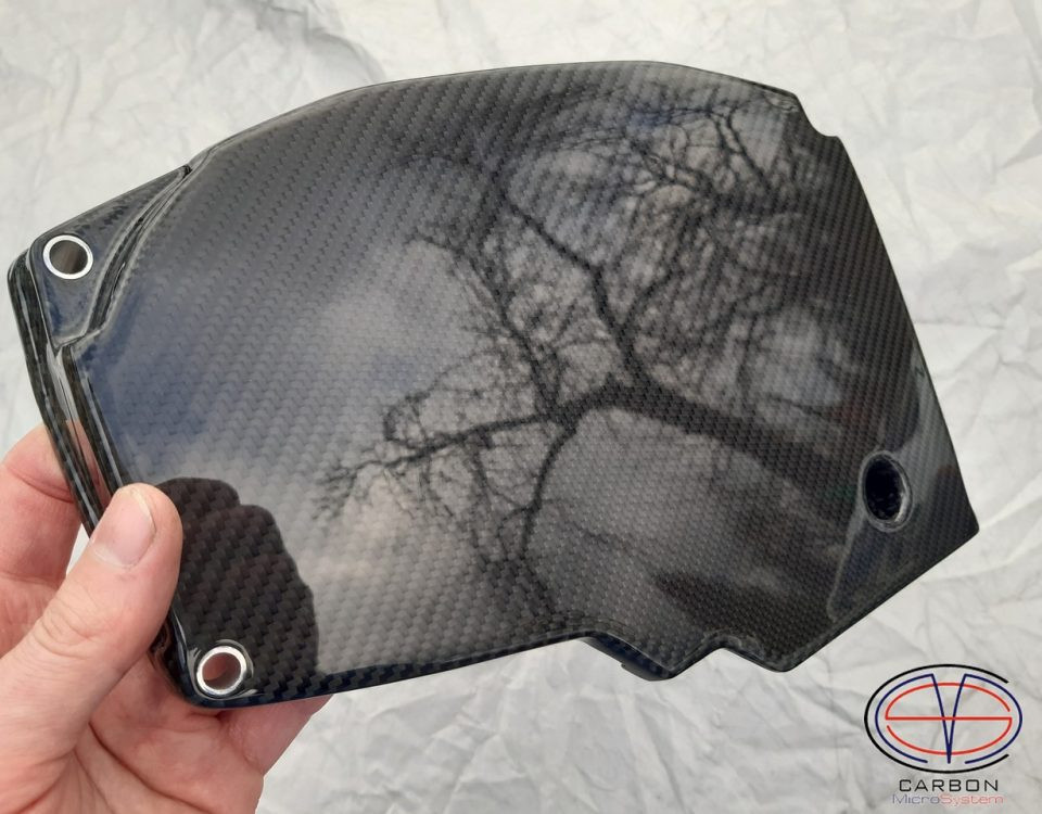 Carbon fiber Timing belt cover