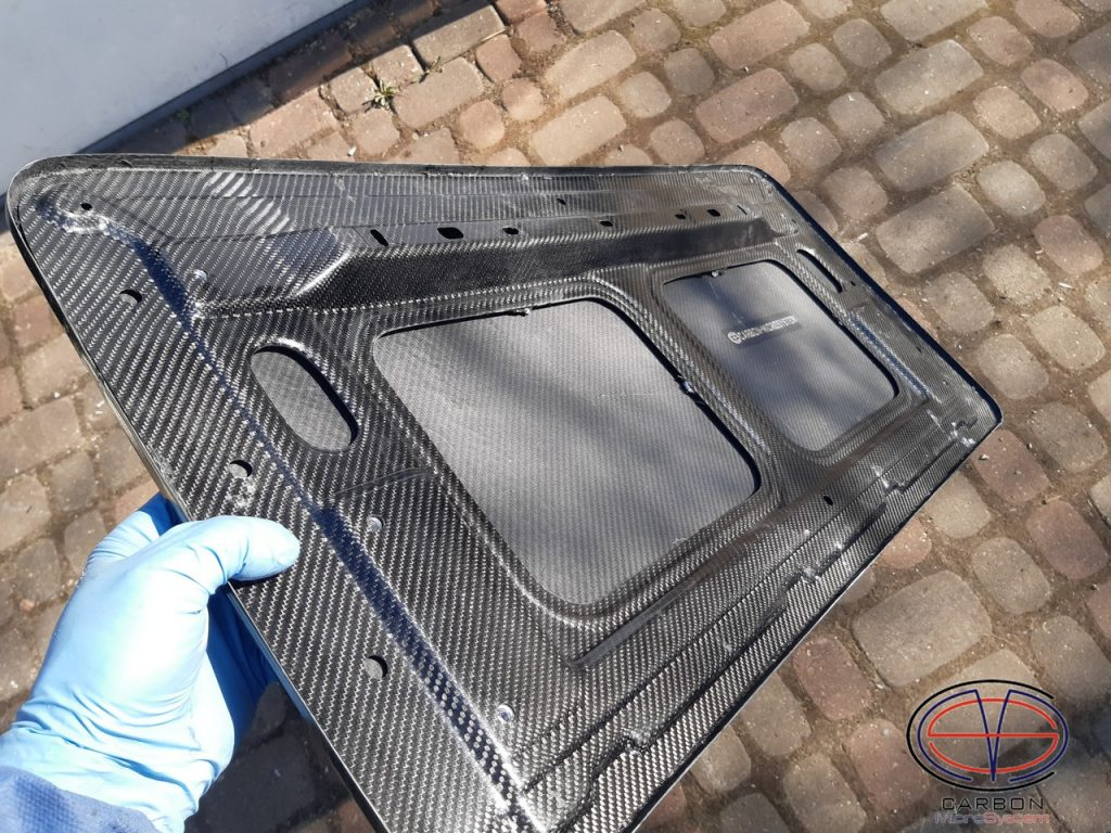 Sunroof from Carbon Fiber for TOYOTA