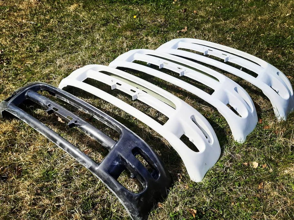 Front Bumpers for Toyota Celica st18