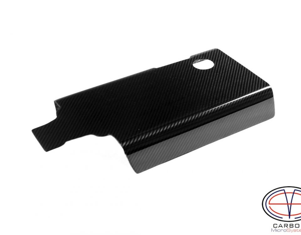Spark plug cover from Carbon Fiber