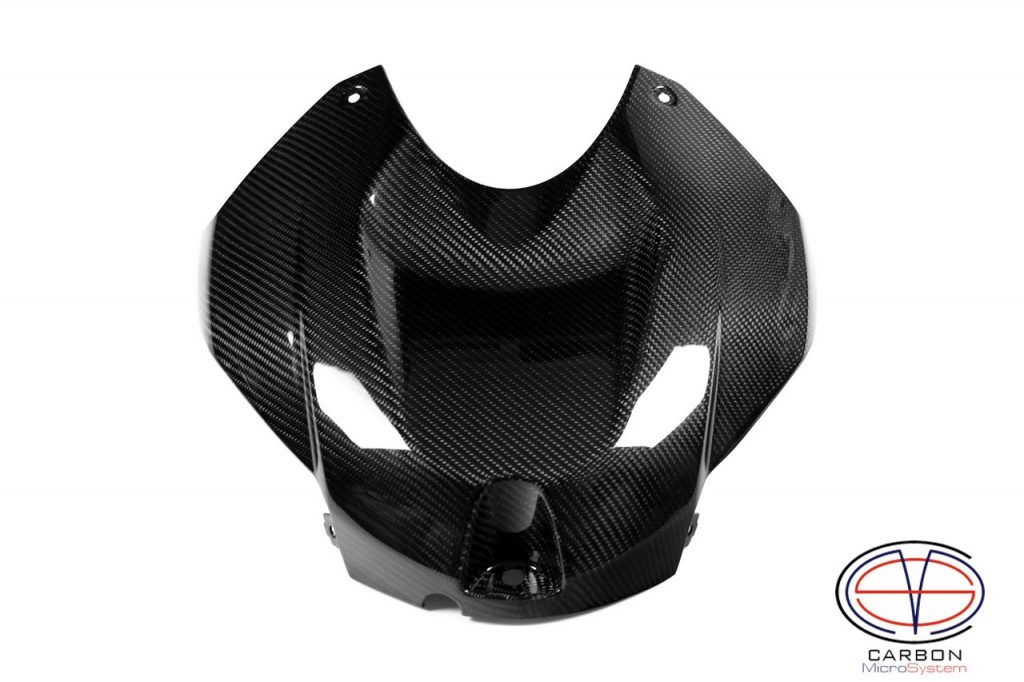 Carbon fiber Fuel tank Cover for BMW S1000RR