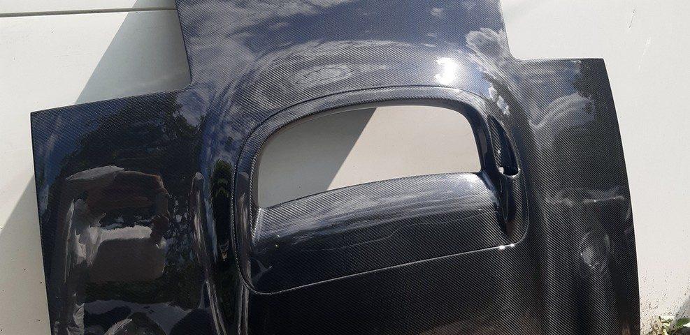 Carbon fiber Hood