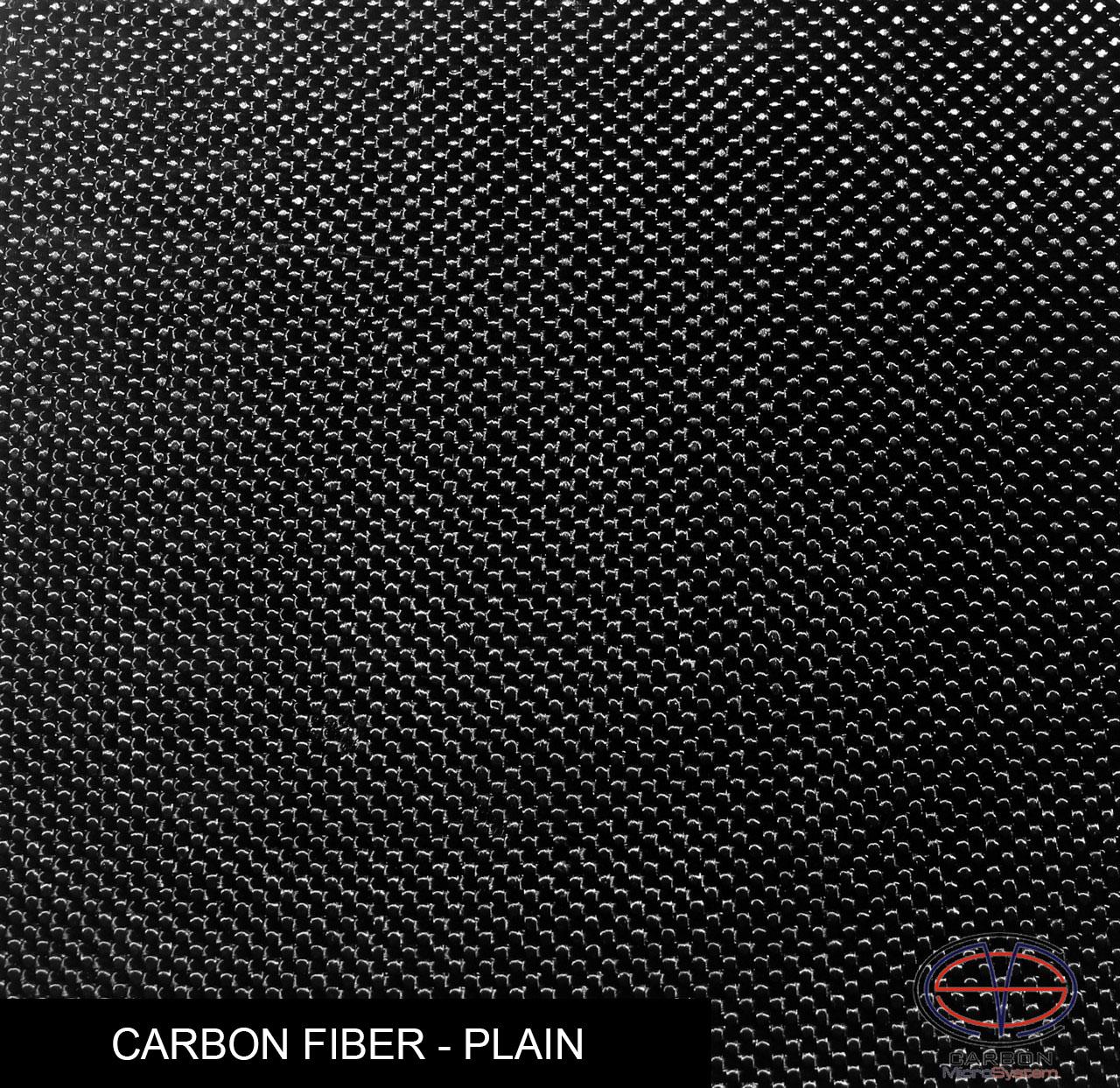 carbon fiber plain