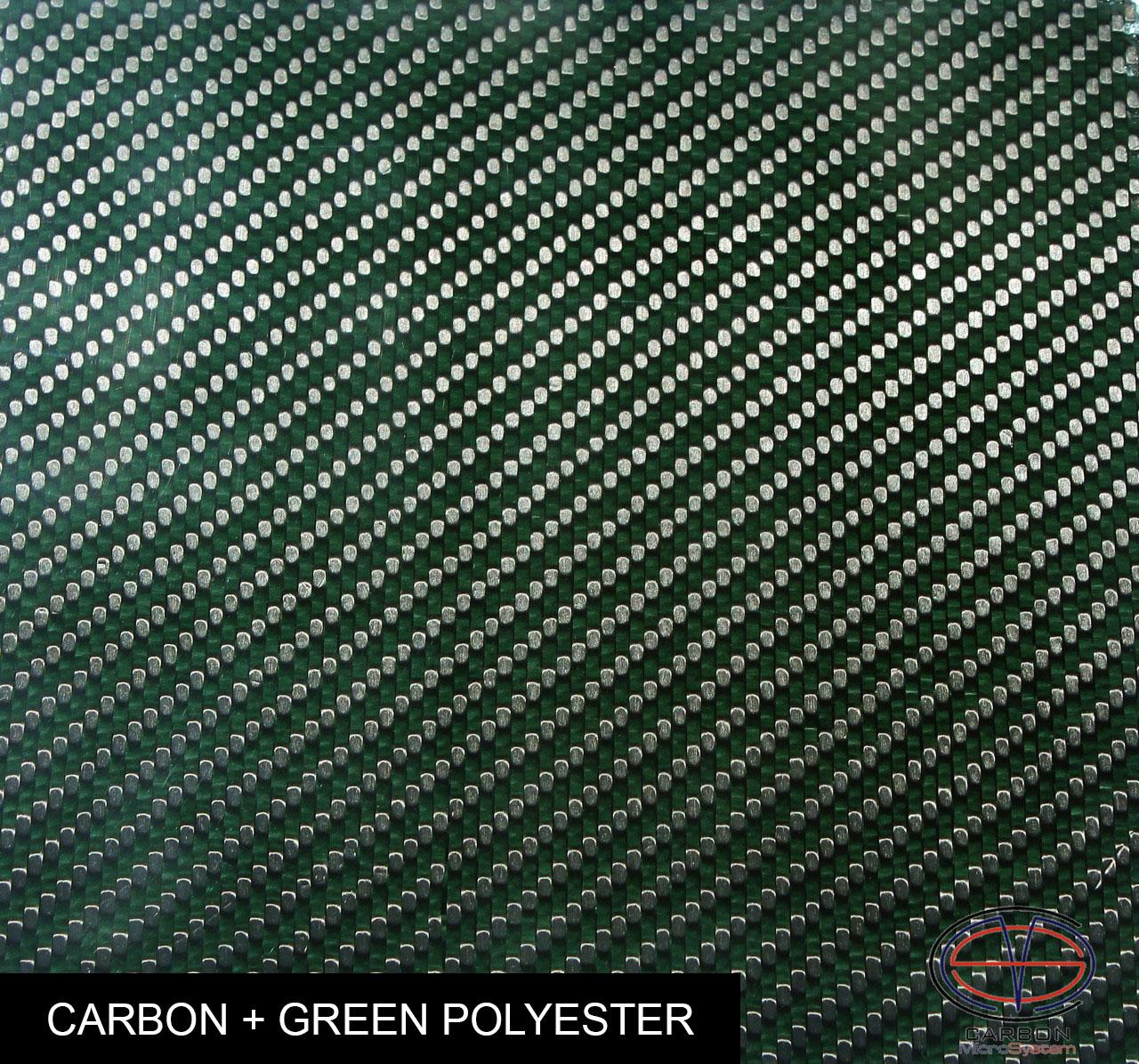 carbon fiber green