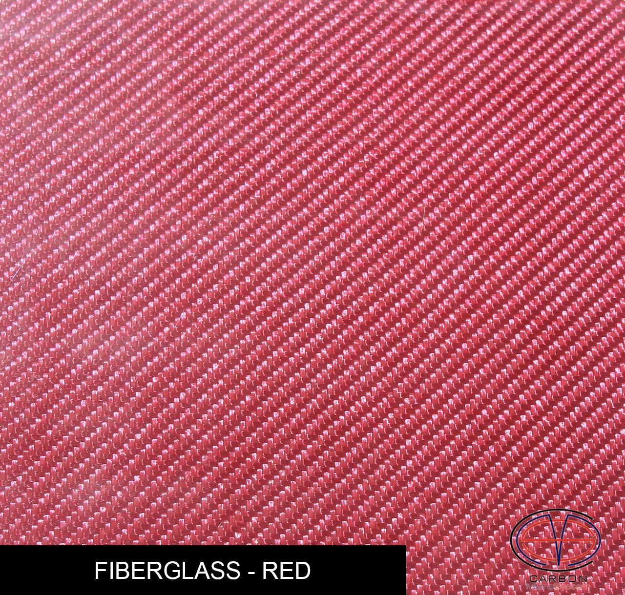 fiberglass red