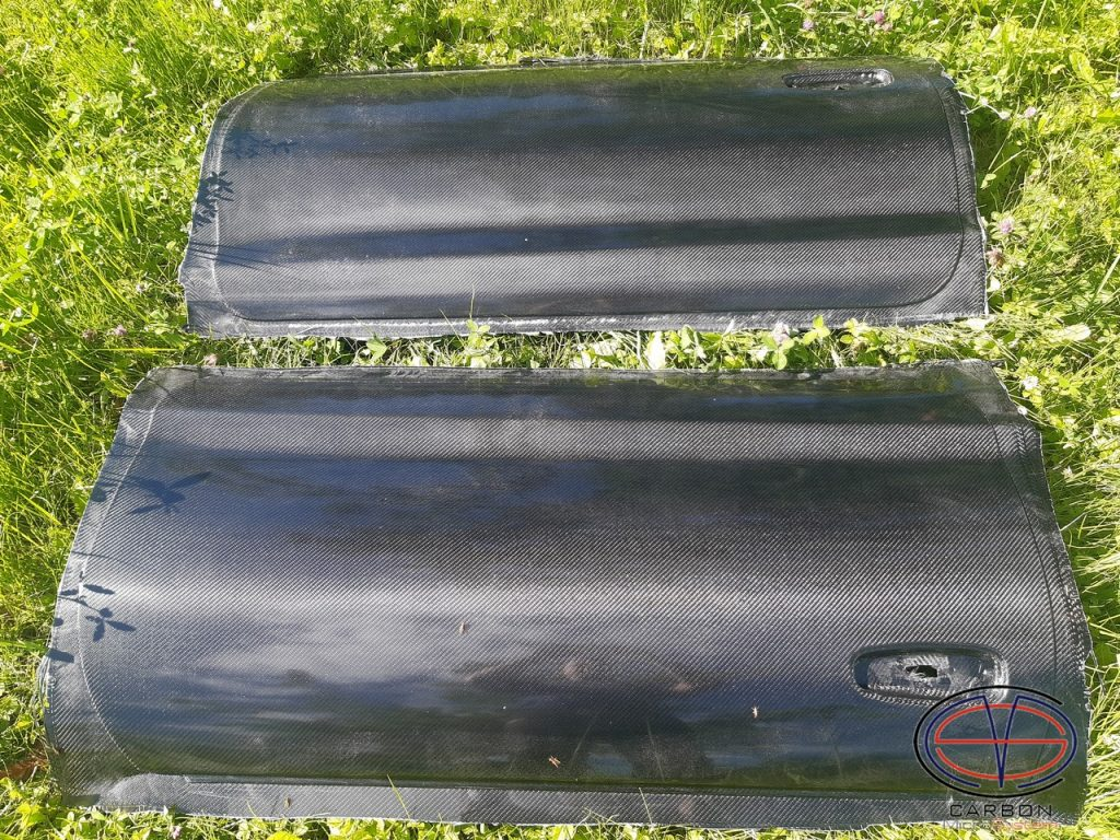 Carbon fiber doors for Toyota Celica st20 gen6