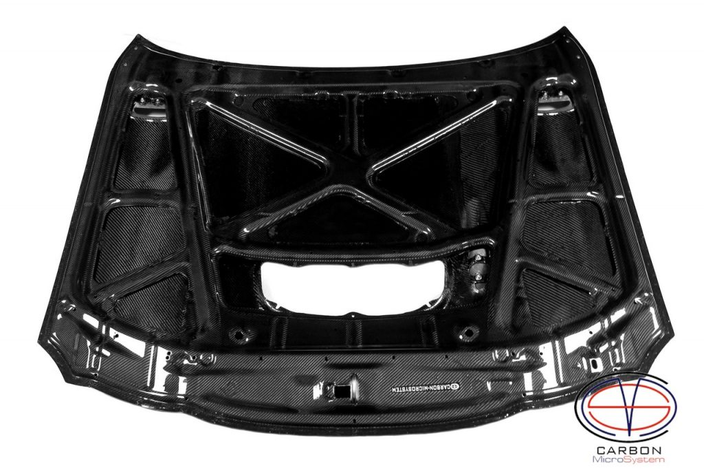 Carbon Hood for Toyota Celica st205