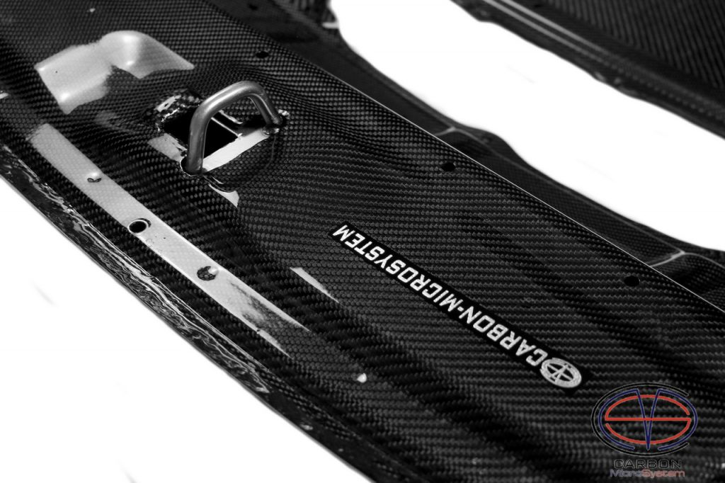 hinges of Carbon Hood for Toyota Celica st205