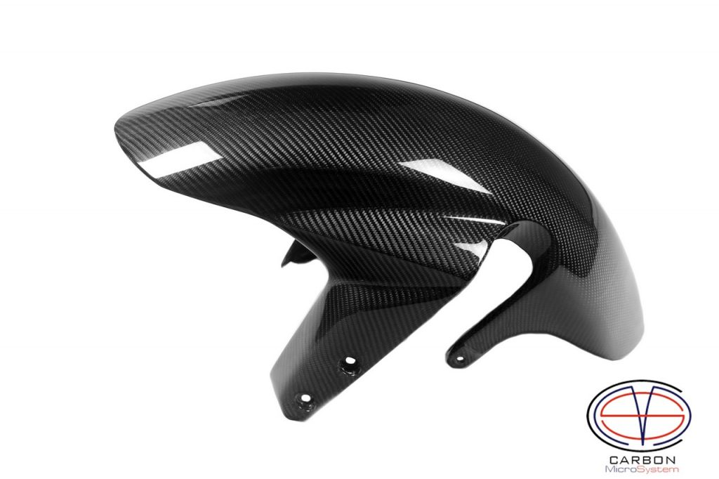 front fender from carbon fiber