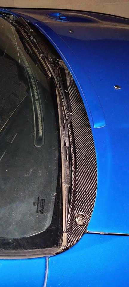 Wiper cowl for Toyota Celica st20