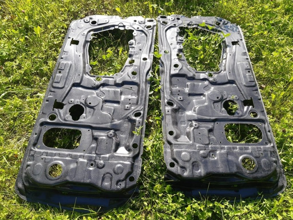 carbon doors for Toyota Celica st20