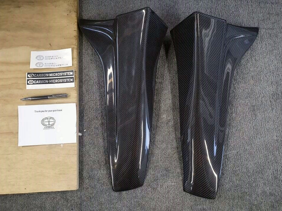 Carbon fiber Rear moulding for AE110-AE111