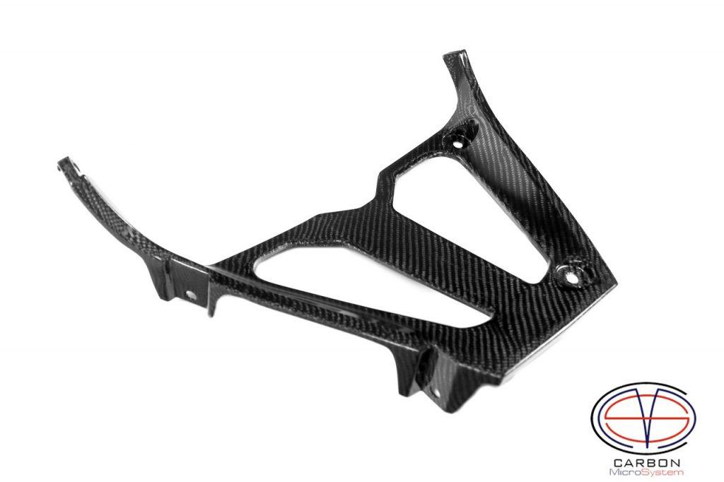 Under cowling from Carbon Fiber for Suzuki GSX-R750
