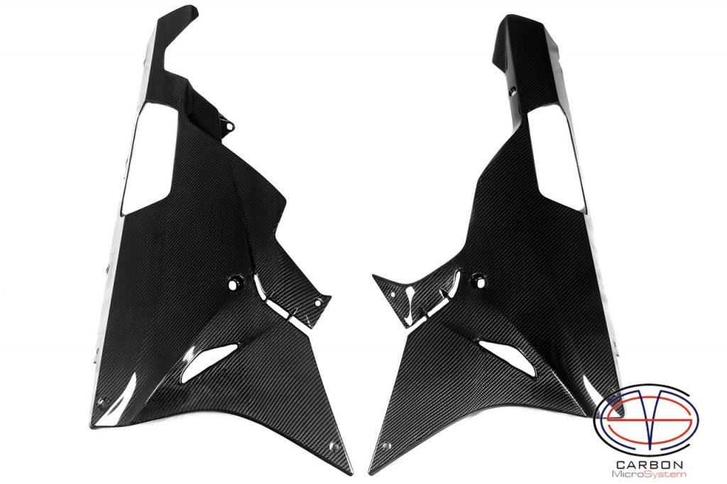 Carbon fiber Bellypan for BMW S1000RR