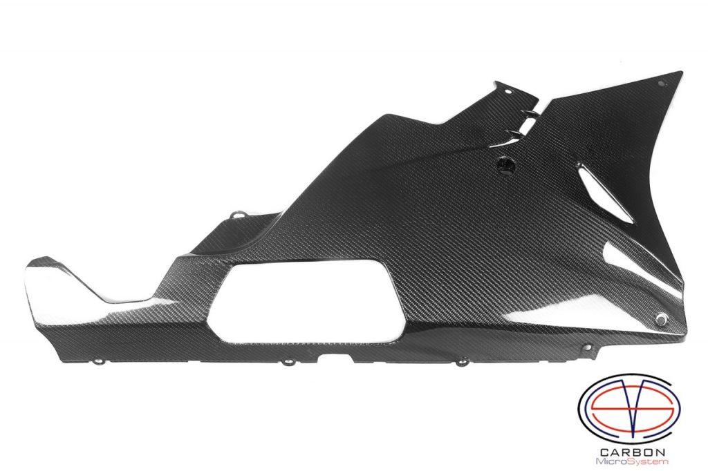 Carbon fiber Bellypan