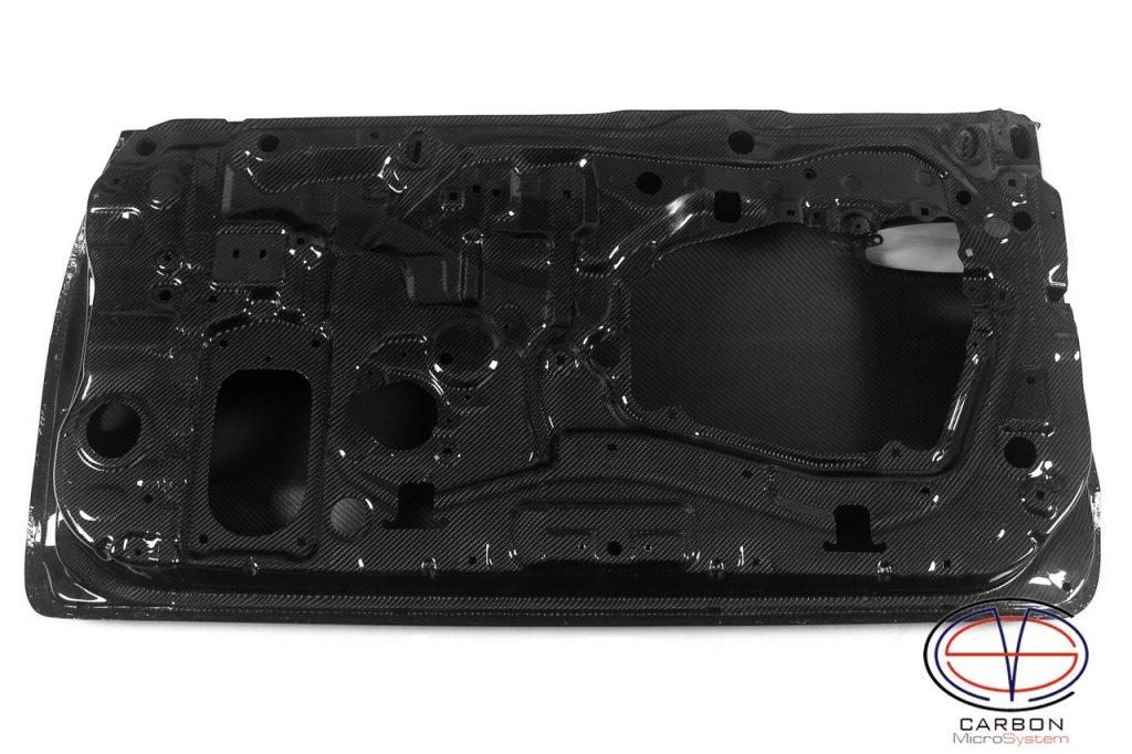 inner side of Carbon fiber doors for Toyota Celica st20 gen6