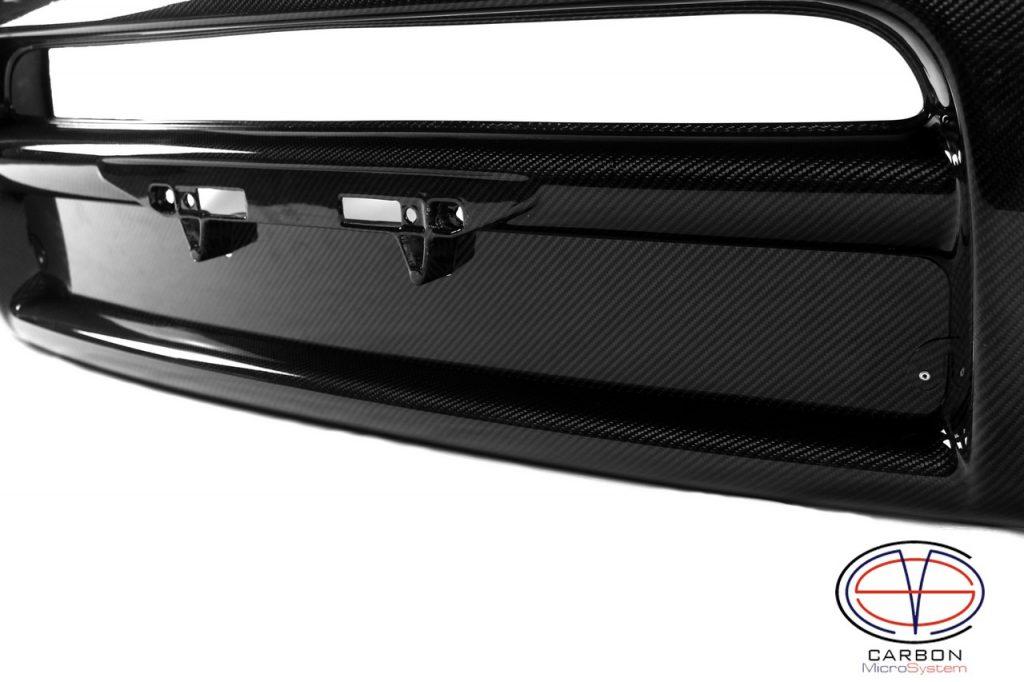 Сarbon bumper for Toyota