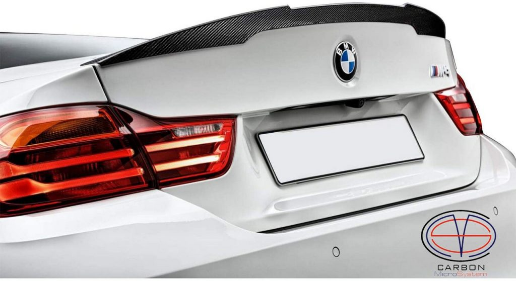 Carbon fiber for BMW F82