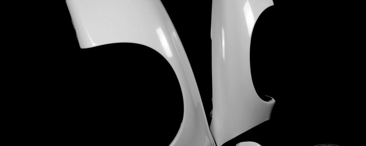 fiberglass fenders for Toyota Celica st18