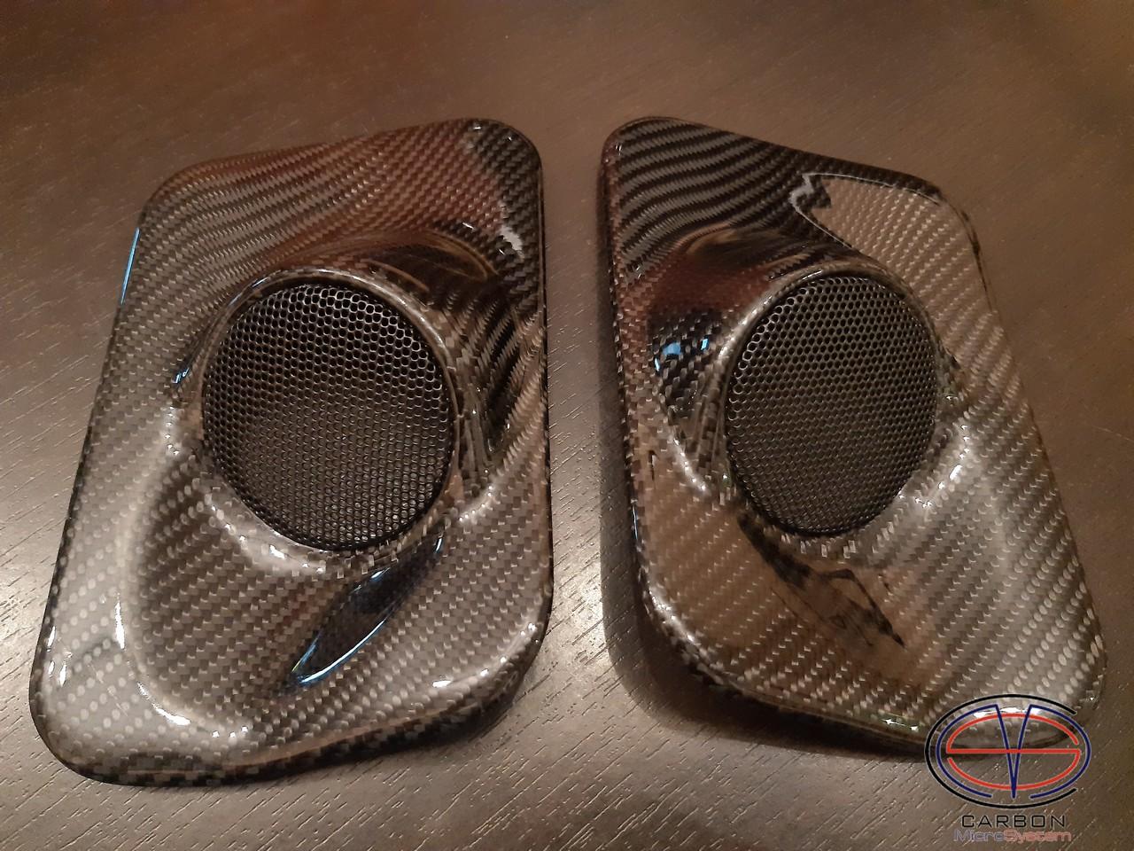 Rear speakers for Celica st18