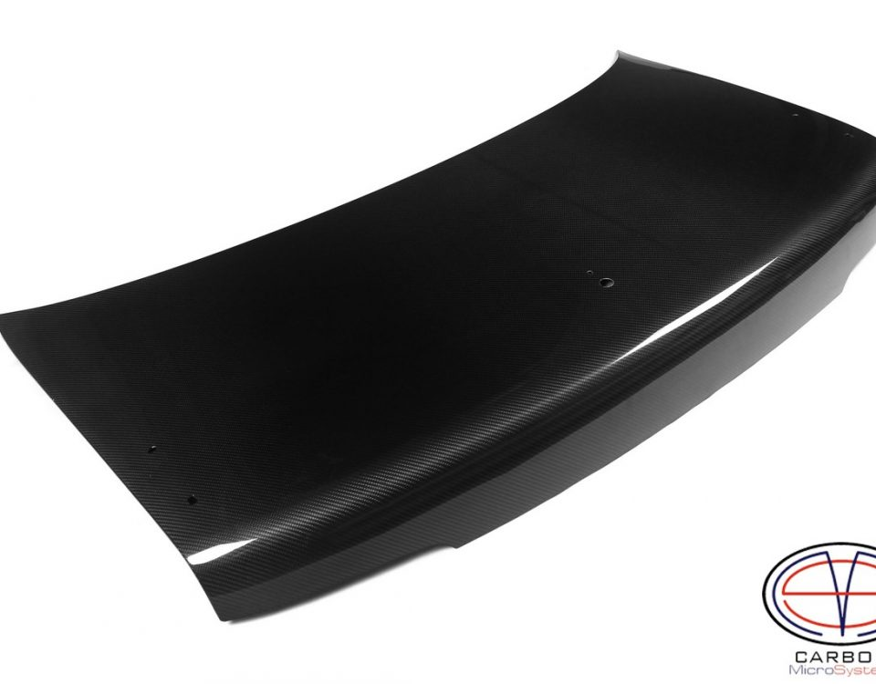 Carbon fiber Rear Trunk for Toyota Celica
