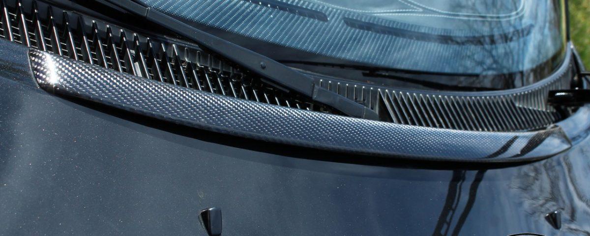Carbon Fiber Bonnet spoiler for Toyota Celica ST18