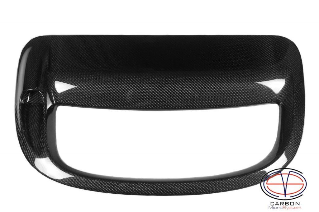 Carbon fiber Hood scoop CS for Celica