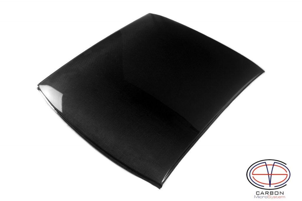 Carbon fiber roof Celica