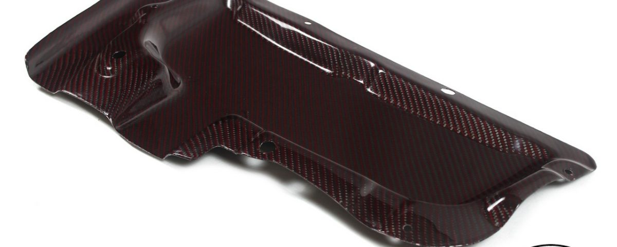 Red Carbon fiber rain guard for Toyota Celica gt4 st205