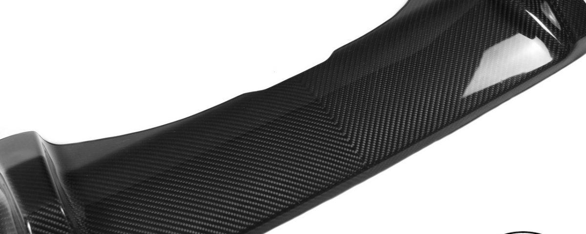 Carbon fiber Rear diffuser for BMW X5 (F15)