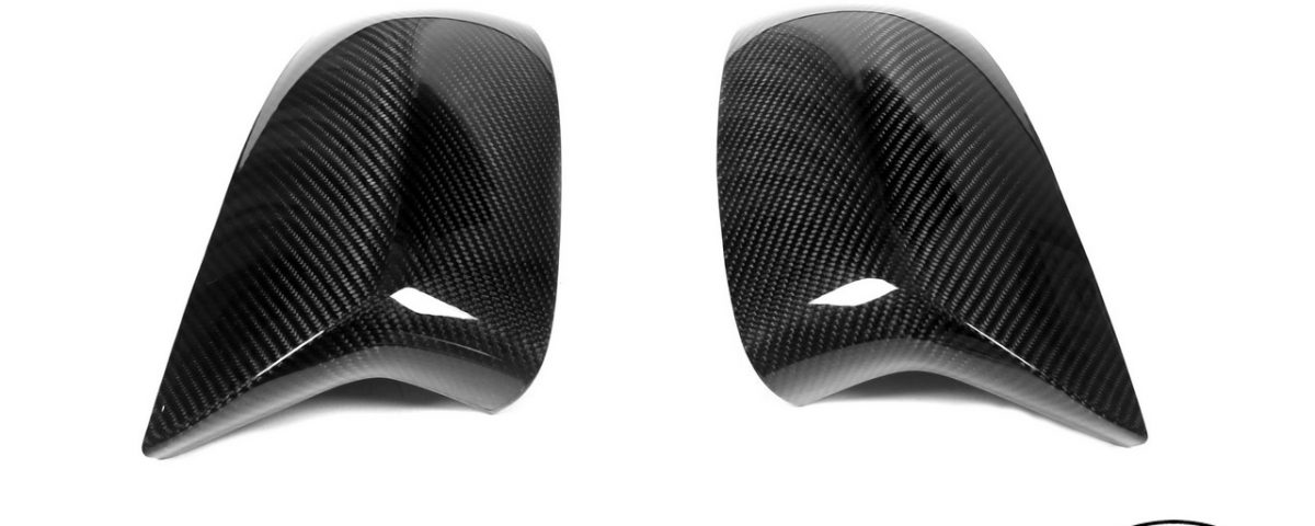 Carbon fiber Mirror covers for BMW X5 (F15)