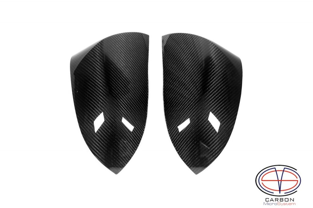 Carbon Mirrors for BMW
