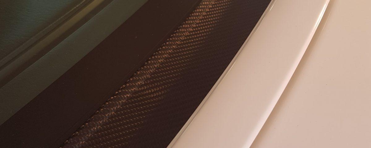 Carbon Wiper cowl for Toyota Celica