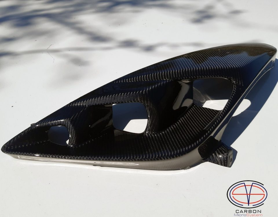 Carbon fiber headlights for Toyota Celica t23