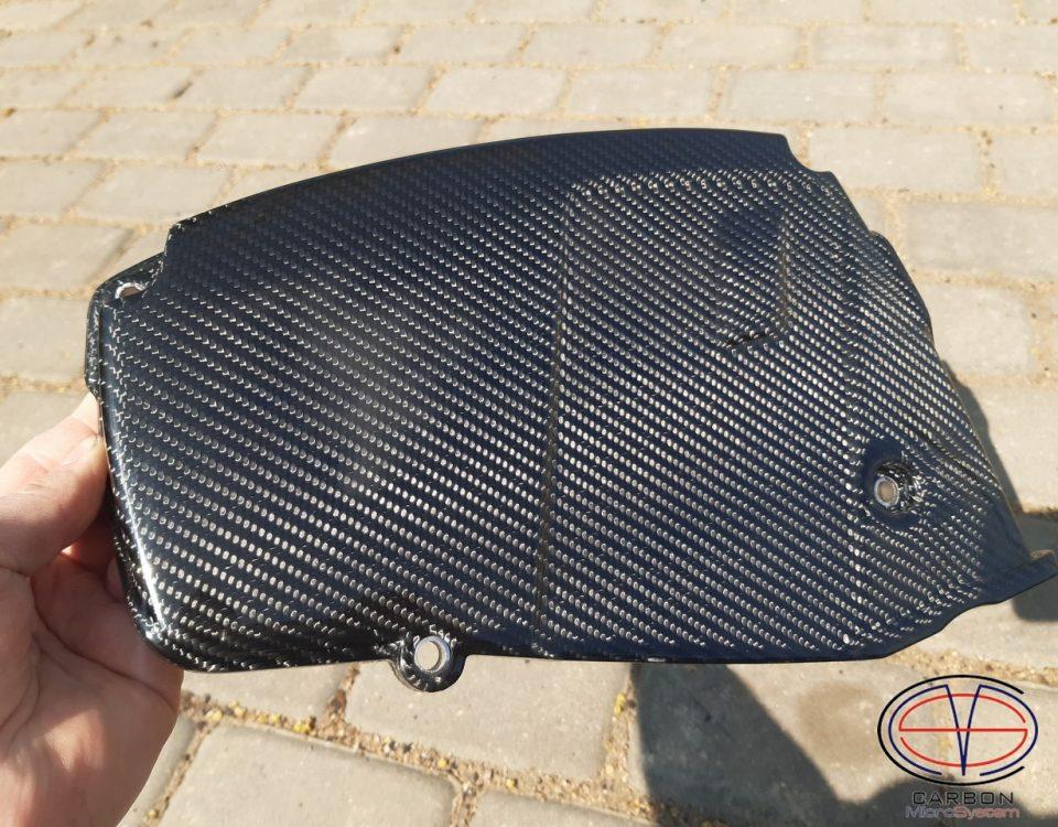 Carbon fiber Timing belt cover for 3SGE