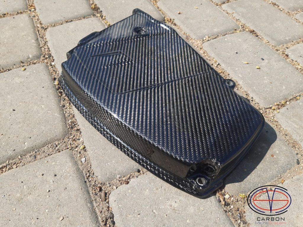 Carbon fiber Timing belt cover for 3SGTE