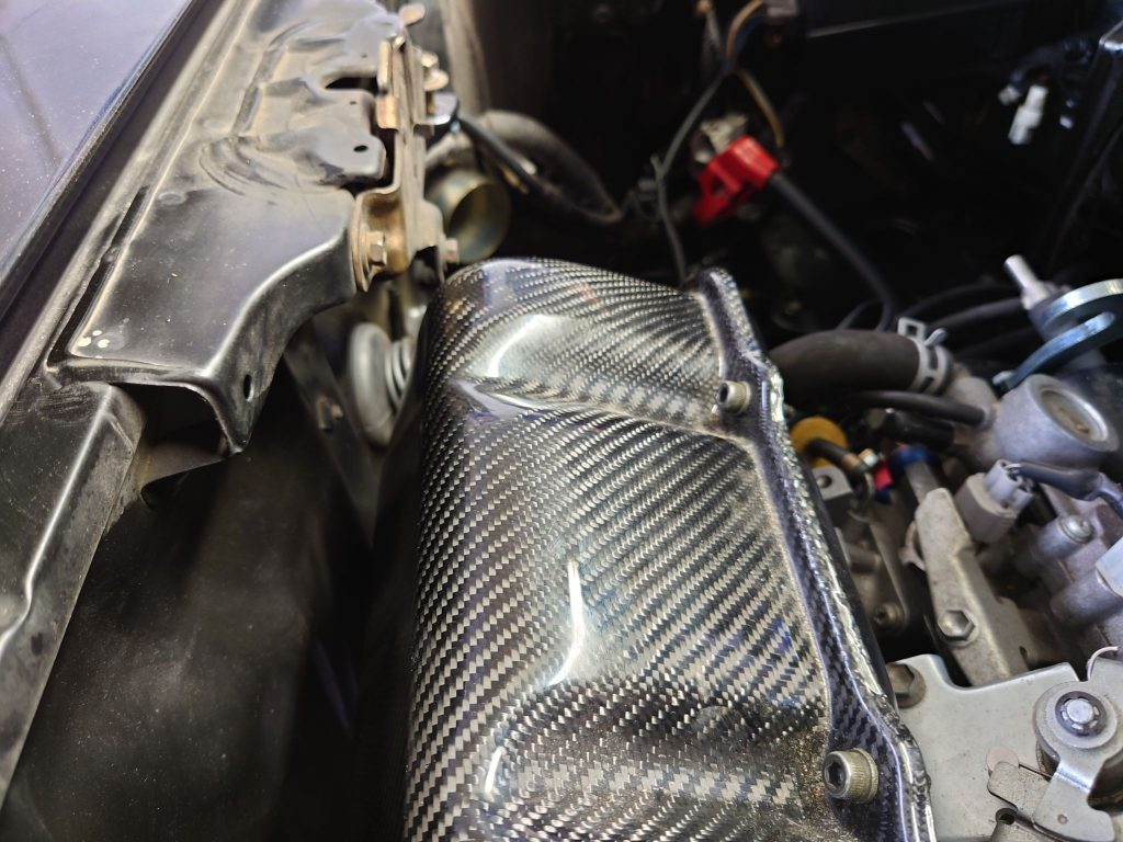 Carbon fiber Intake Air Surge Tank for 4A-GE engine