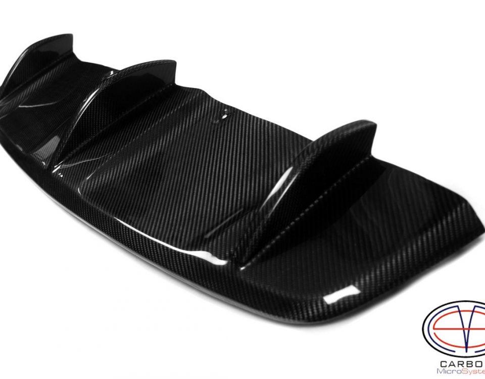 diffuser BMW X6