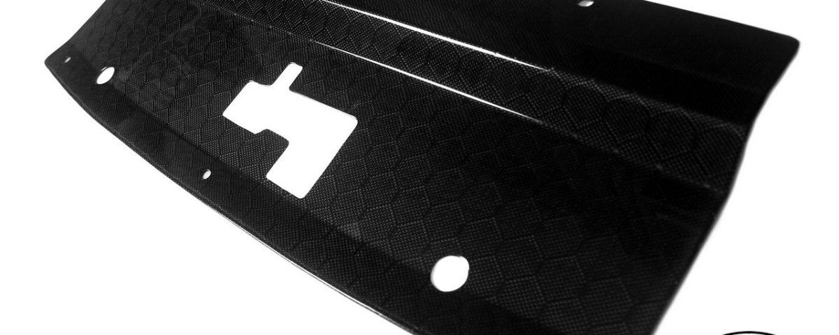 Honey comb carbon fiber panel