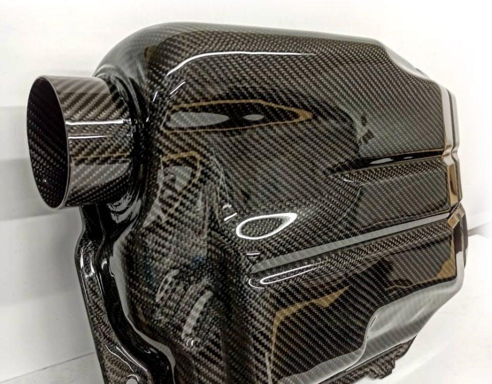 Carbon fiber Intake Air Surge Tank
