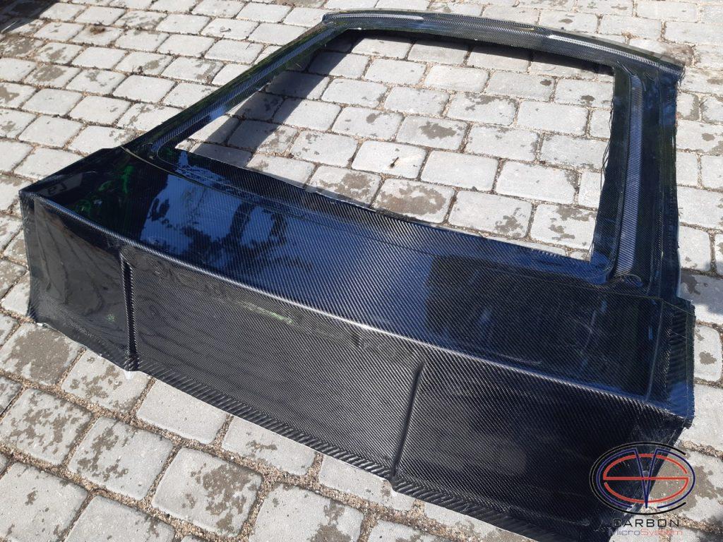 Carbon fiber Rear Hatch for Toyota Celica t23