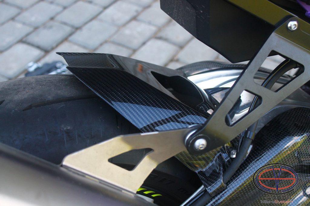 fender from Carbon fiber for BMW S1000RR