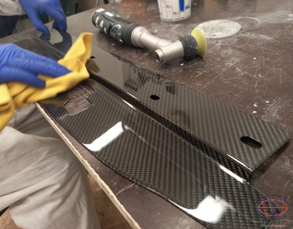 Carbon Fiber polishing