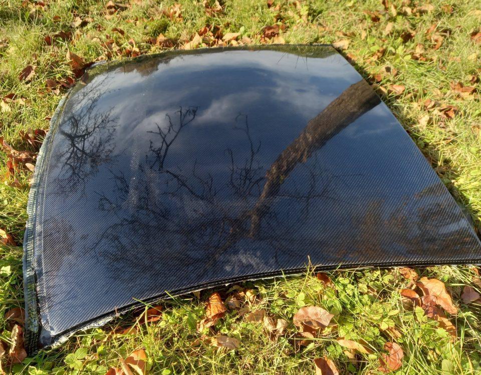 Carbon fiber roof for Toyota Celica t23